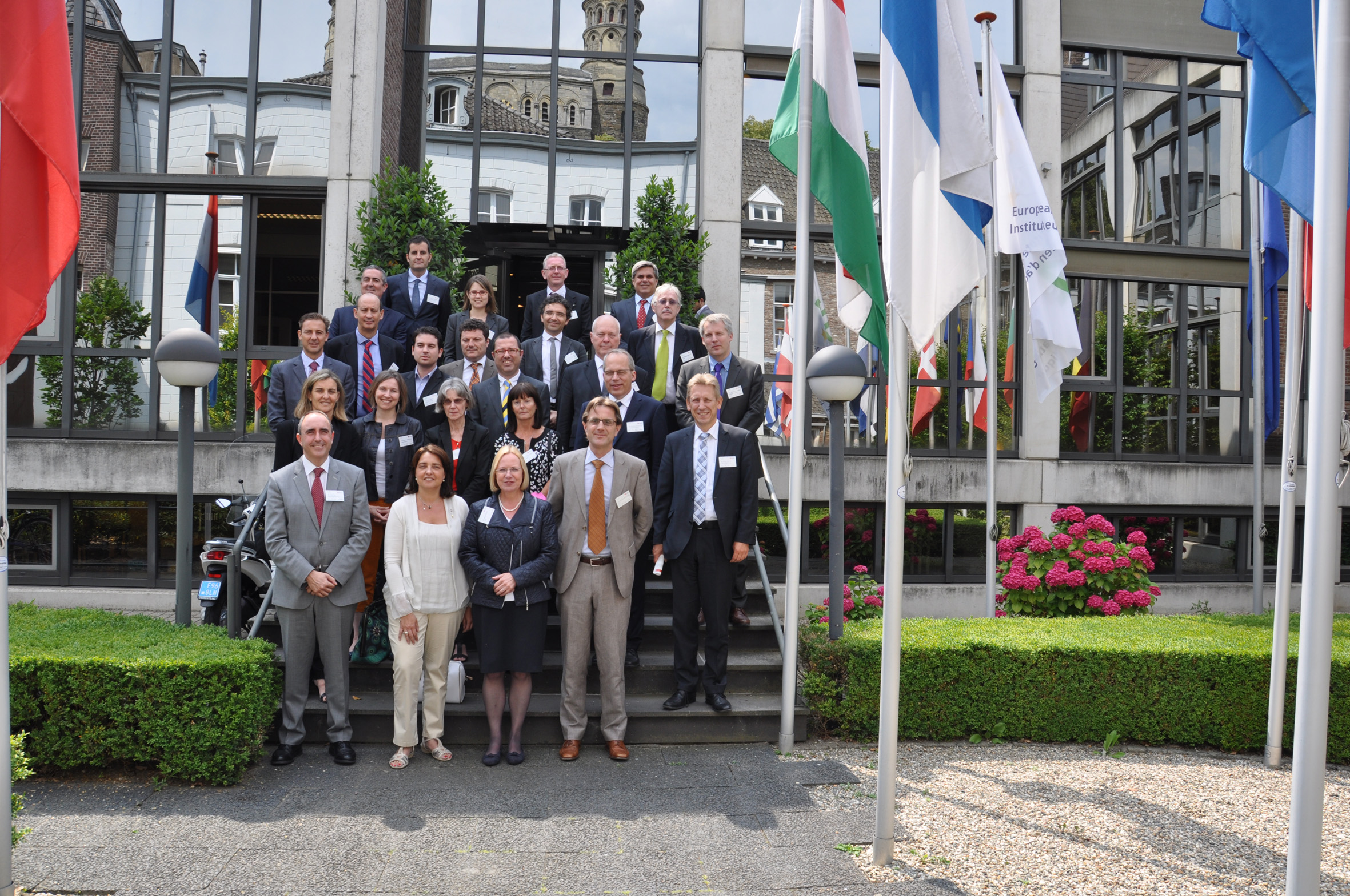 CEFG Group members_Maastricht, June 2014
